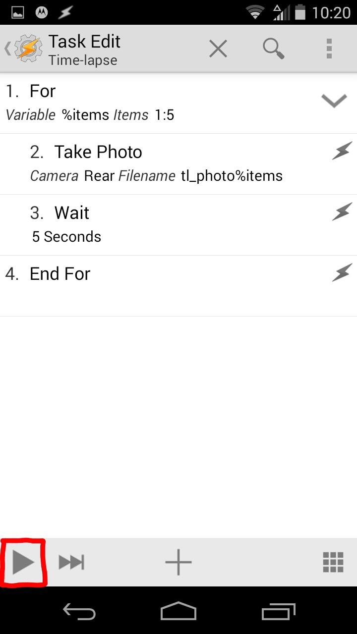 Picture of Take Your TimeLapse!