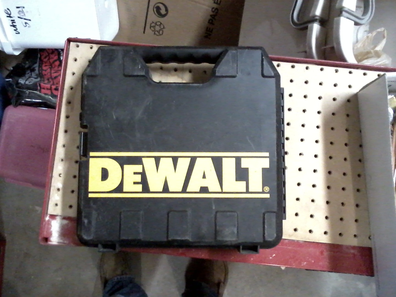 Picture of Unused Tool Box