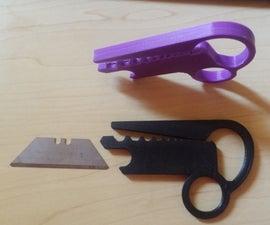 3D Printed Wire Stripper