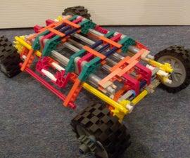 K'nex Gyro system car.