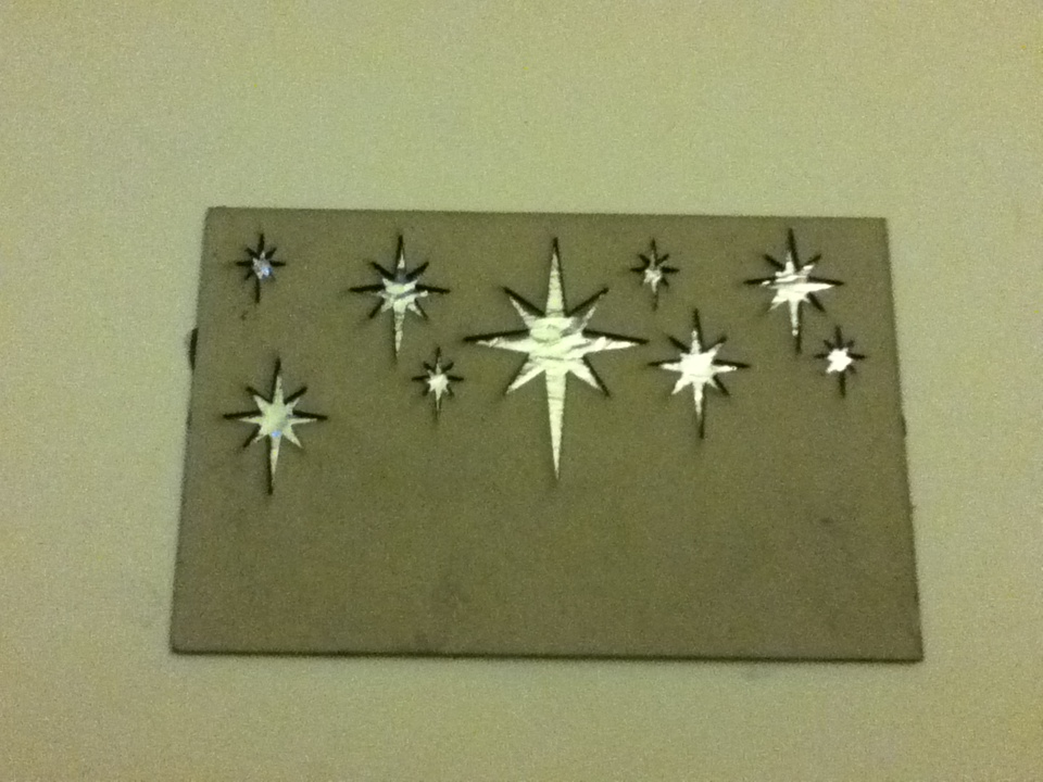 Picture of 3D Christmas Card