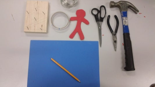 How to Make a Foam Stick Figure for Stop Motion Animation