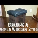 Building a Simple Wooden Stool