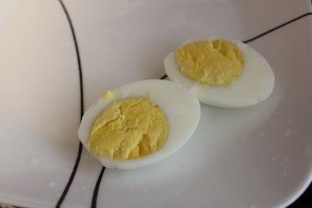 Boil and Slice Egg