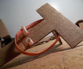 Cardboard Crossbow