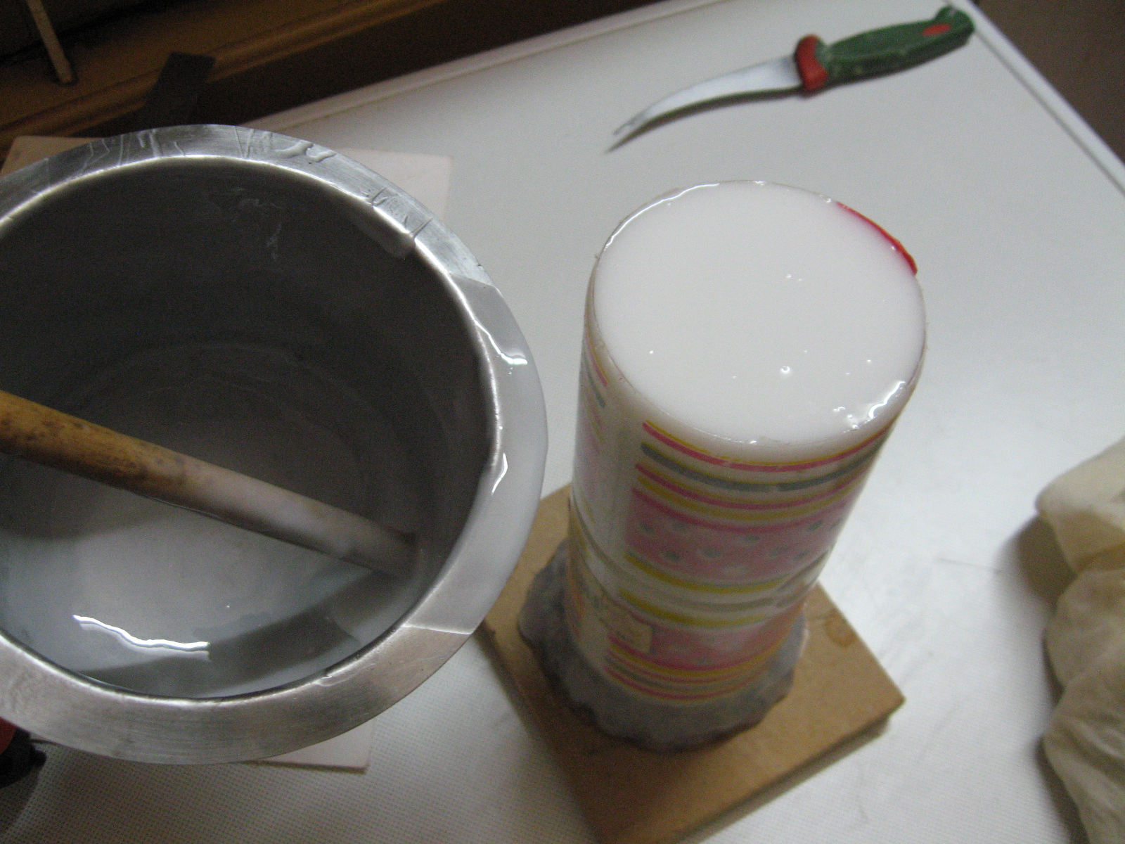 Picture of Pour Over Mould