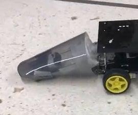 Garbage Collecting Robot Prototyping