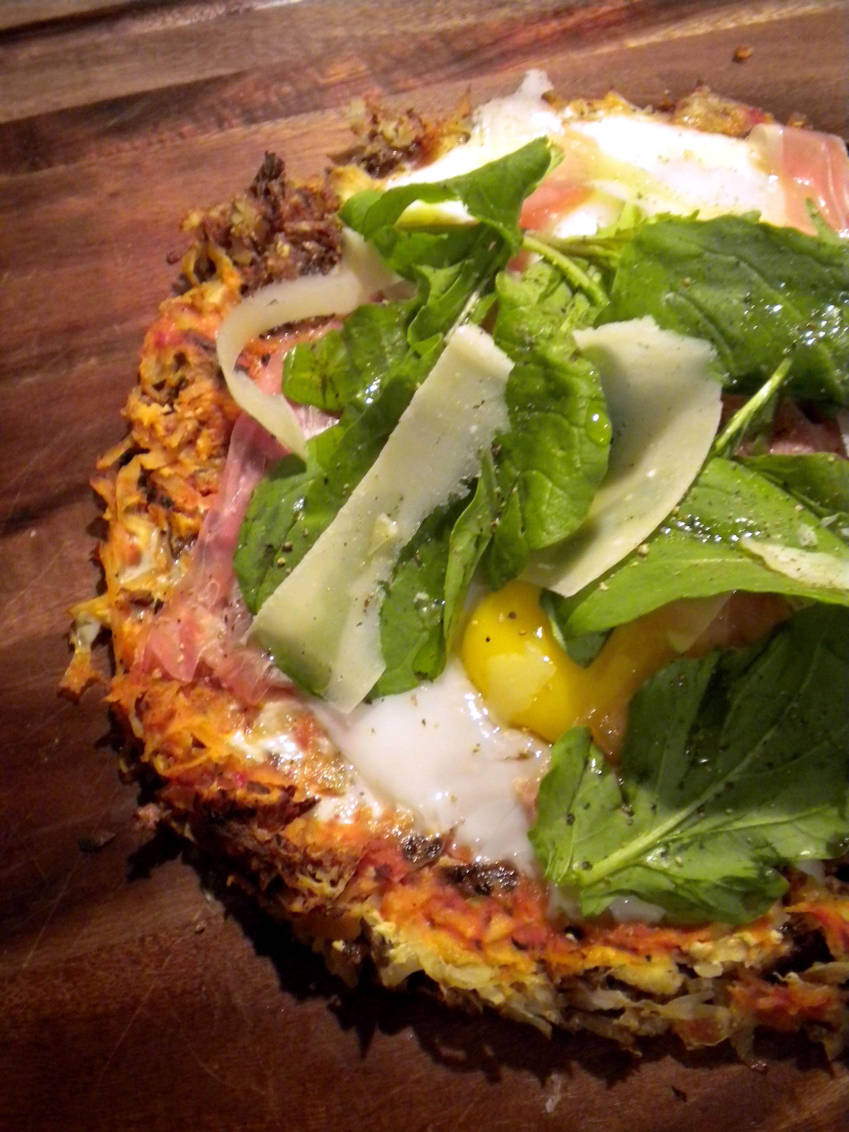 Picture of The Perfect Brunch Pizza