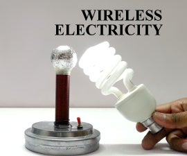 DIY - Wireless Electricity Station