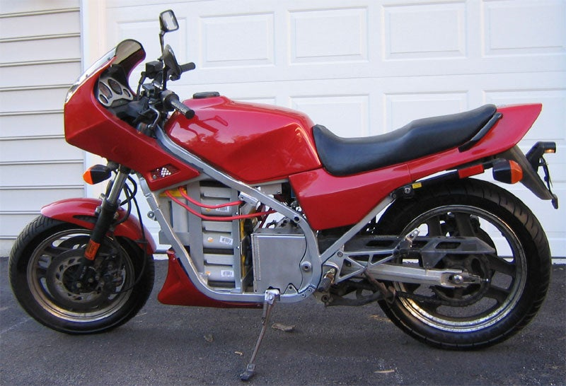 72 yamaha 100 wiring diagram how to build a 72volt electric motorcycle 5 steps  with pictures  build a 72volt electric motorcycle