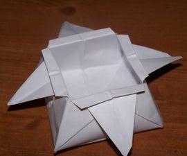 PAPER STAR BOX