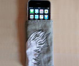 Levi's iPhone jacket