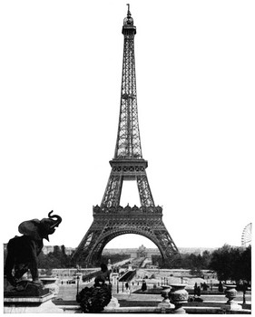Picture of How to Construct a Fischertechnik Eiffel Tower