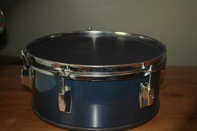Picture of DIY Fiberglass Window Screen Mesh Drum Heads