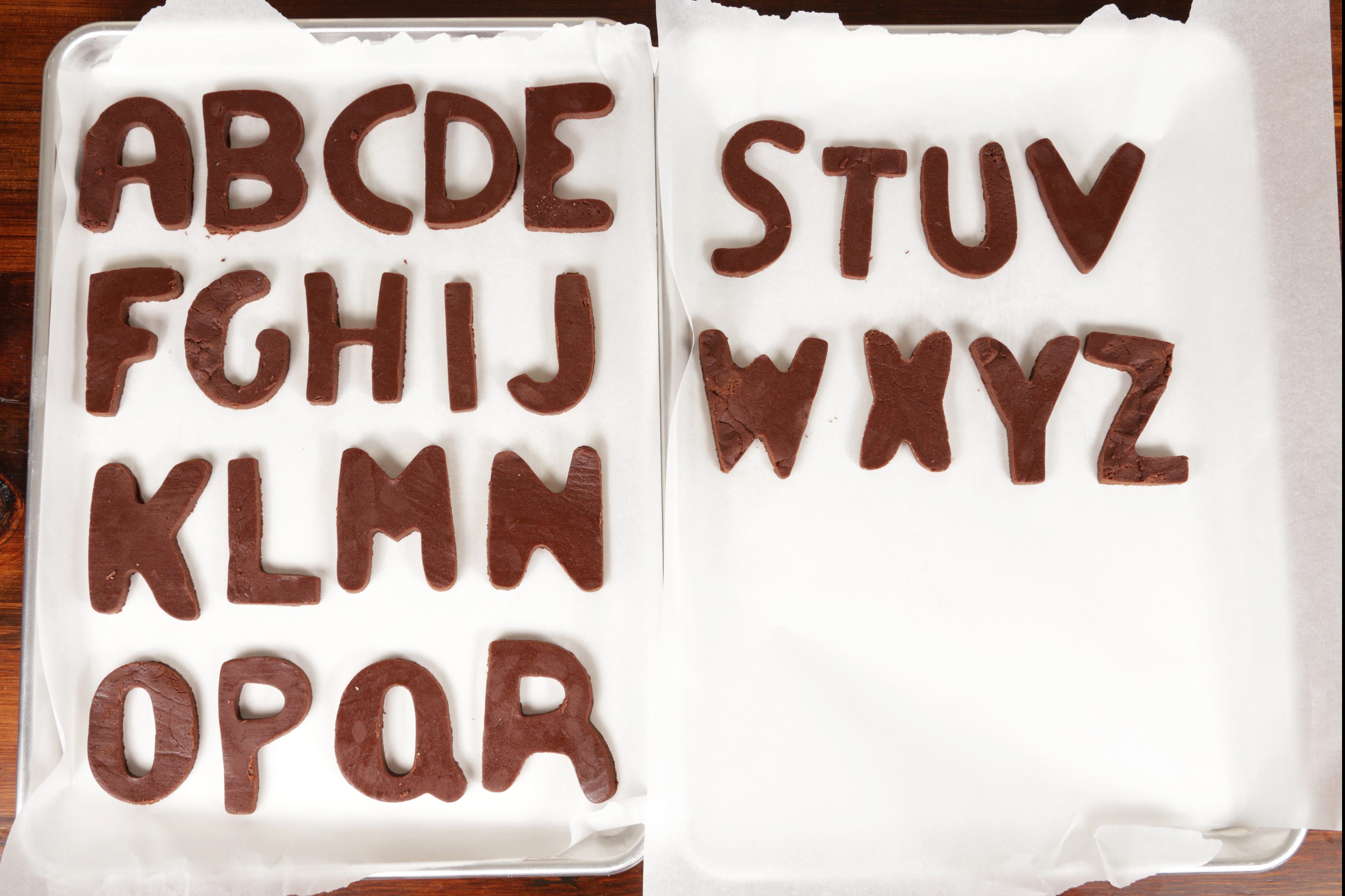Picture of Cut Letters