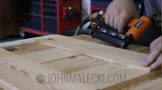Door & Shelf Assembly