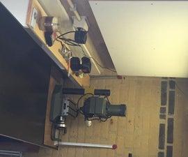 Workbench Lamp