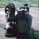 Homemade AirCompressor