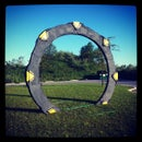 Lifesize Stargate for Sci-Fi Valley Con