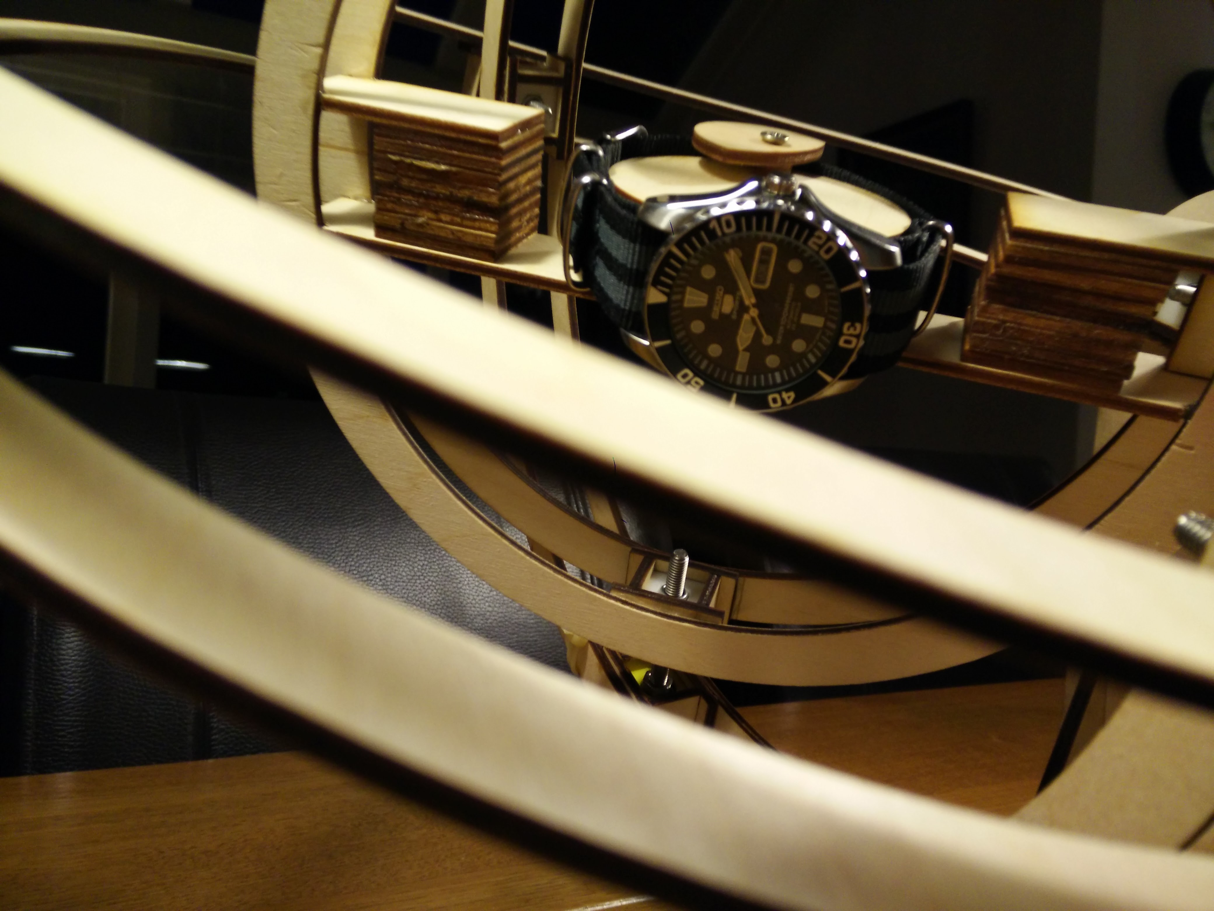 Picture of Planetary Watch Winding Rings