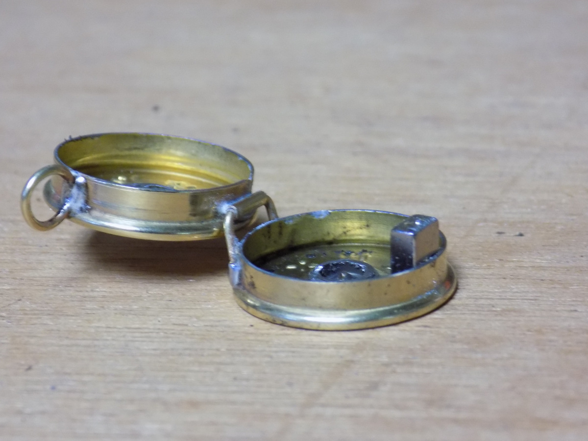 Picture of Magnetic Clasp and Polishing