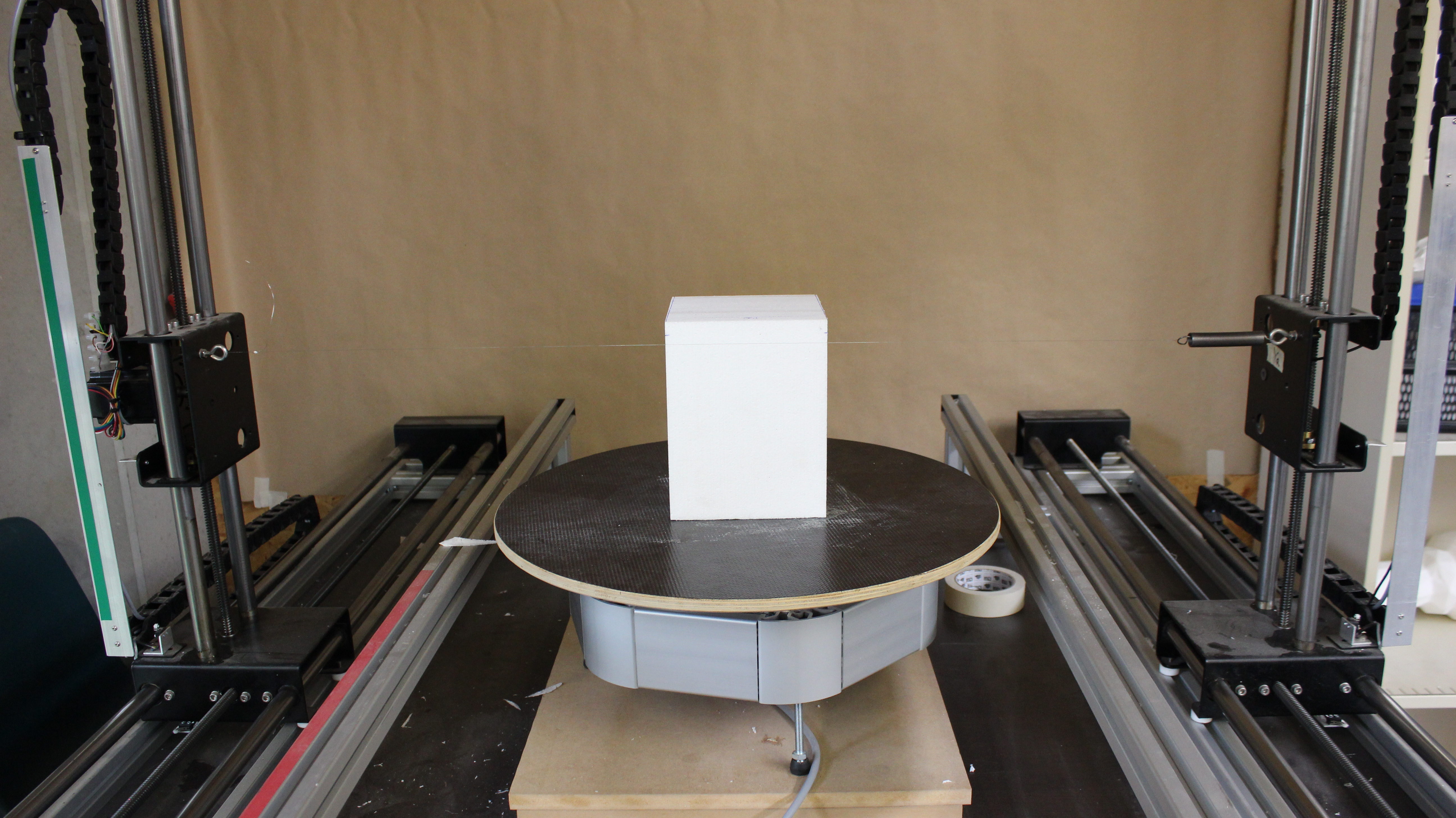 Picture of 3D Modeling & CNC Styrocutter