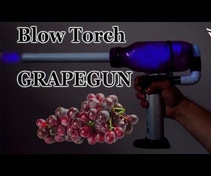 BLOWTORCH GUN