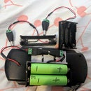 Power PSP Using AAA Batteries