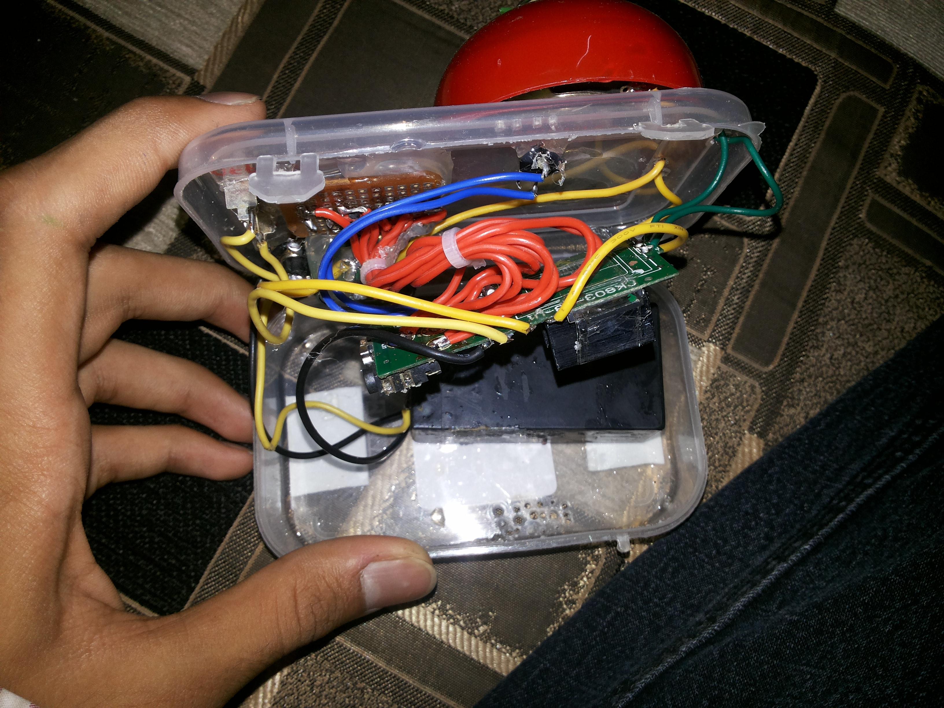 Picture of Prepare the Plastic Box