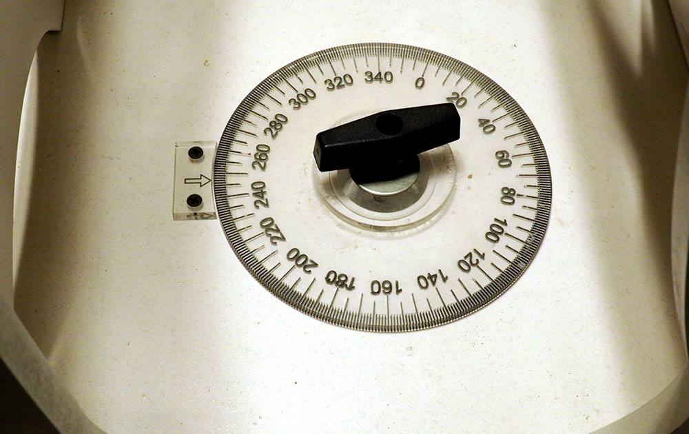 Picture of Make the Azimuth Setting Circle