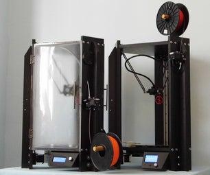 DeltaTrix 3D Printer
