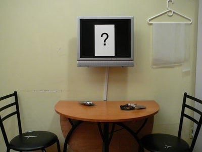 SITUATING THE TV, a QUESTIONNAIRE