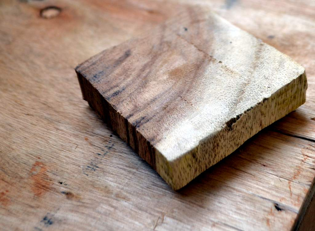 Picture of Cutting and Cleaning Wood