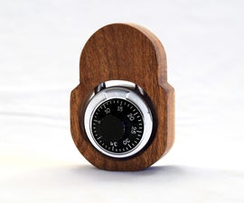 Impossible Lock in Wood