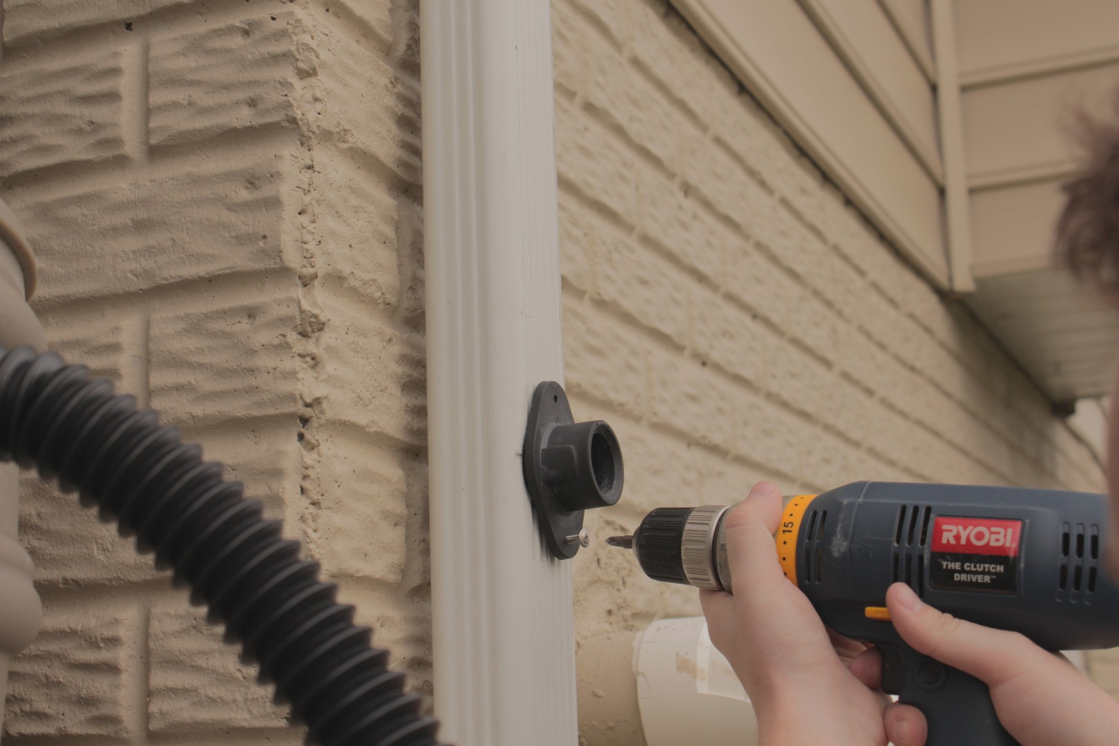 Picture of Install Diverter