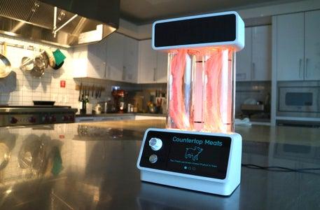 Pier 9: DRM Countertop Bacon Extruder