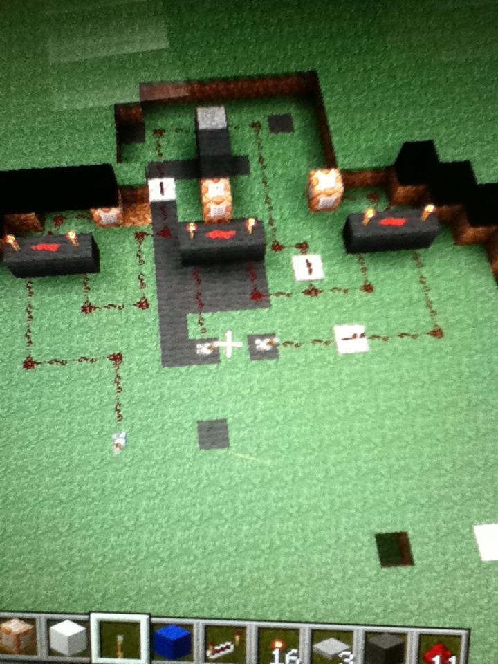 Picture of Redstone Stuff