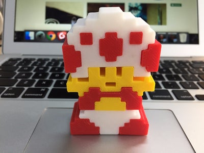 Mushroom Baby in Super Mario Bros, TV Game