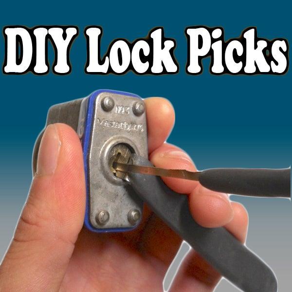 DIY Lock Picks