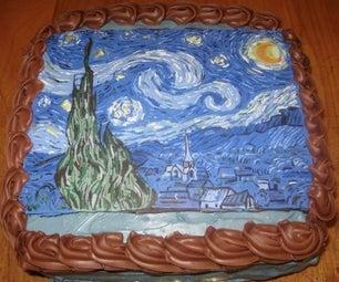 Recreate Masterpieces in Chocolate