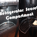 Refrigerator Secret Compartment