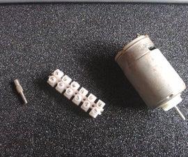 DIY mini drill