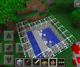 Minecraft PE Egg Farm