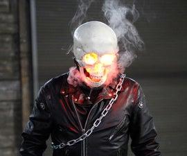 Ghost Rider Costume