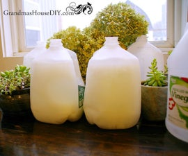 Laundry Detergent – Homemade and Only $3.50 for Four Gallons!