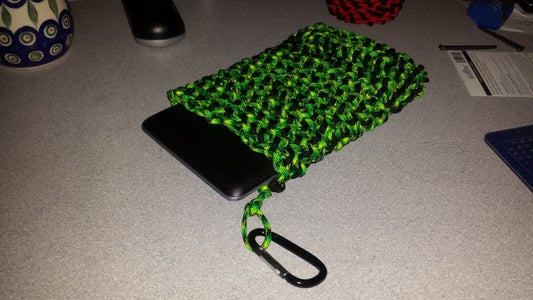 Multipurpose Para-cord Tablet Sleeve