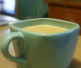 Home Made Chai Latte'