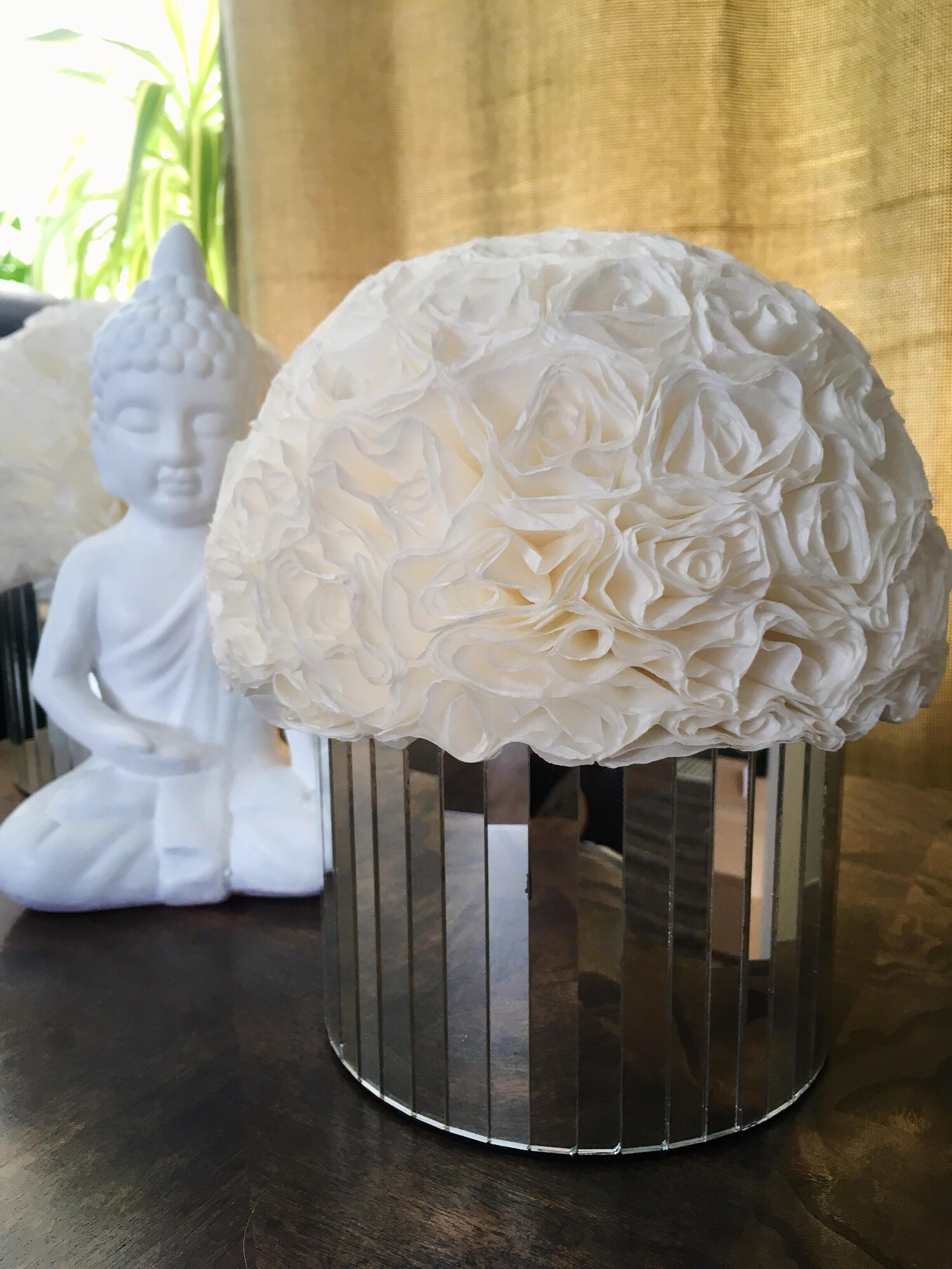 Picture of Coffee Filter Paper Flowers