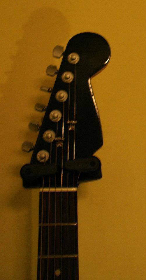 Picture of Khaled Fouad Signature Guitar