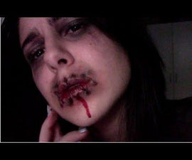 Dead Silence: Stitched Mouth